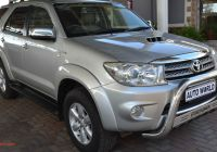 Used Cars for Sale 4 Wheel Drive Awesome toyota fortuner for Sale In north West