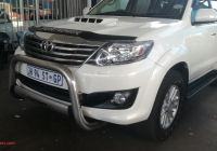 Used Cars for Sale 4 Wheel Drive Fresh toyota fortuner fortuner 3 0d 4d 4×4 Auto for Sale In