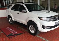Used Cars for Sale 4 Wheel Drive Inspirational toyota fortuner fortuner 3 0d 4d 4×4 Auto for Sale In