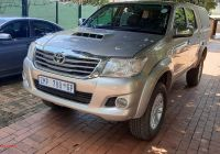 Used Cars for Sale 4 Wheel Drive Inspirational toyota Hilux Hilux 3 0d 4d 4×4 Raider for Sale In Gauteng