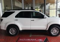 Used Cars for Sale 4 Wheel Drive Unique toyota fortuner fortuner 3 0d 4d 4×4 Auto for Sale In