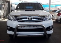 Used Cars for Sale 400 New toyota fortuner fortuner 3 0d 4d 4×4 for Sale In Gauteng