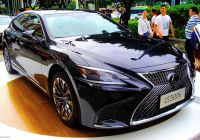 """Used Cars for Sale 4000 Best Of File the Frontview Of Lexus Ls500h """"executive"""" Cn Spec In"""