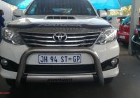 Used Cars for Sale 4×4 Best Of toyota fortuner fortuner 3 0d 4d 4×4 Auto for Sale In