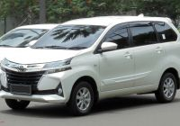 Used Cars for Sale 7 Passenger Unique toyota Avanza