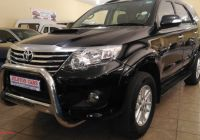 Used Cars for Sale 7 Seater Awesome toyota fortuner for Sale In Gauteng