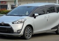 Used Cars for Sale 7 Seats Fresh toyota Sienta