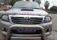 Used Cars for Sale 7000 Fresh toyota Hilux 3 0d 4d Xtra Cab Raider Legend 45 for Sale In