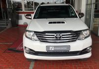 Used Cars for Sale 7000 Lovely toyota fortuner fortuner 3 0d 4d 4×4 Auto for Sale In