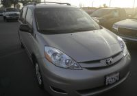 Used Cars for Sale 75052 Lovely 2008 toyota Sienna Le In Bakersfield Ca at Carmax