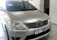 Used Cars for Sale 8 Seater Beautiful toyota Innova 2 7 8 Seater for Sale In Gauteng