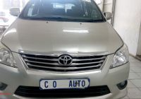 Used Cars for Sale 8 Seater Elegant toyota Innova 2 7 8 Seater for Sale In Gauteng