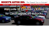 Used Cars for Sale 80016 Awesome Rocky S Autos Inc Production0686 On Pinterest