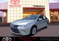 Used Cars for Sale Augusta Ga Inspirational Pre Owned 2017 toyota Camry Le Fwd 4dr Car