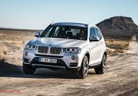 Used Cars for Sale Bmw X3 New Bmw X3 Xdrive 20d M Sport 2015 Review