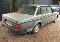 Used Cars for Sale Brisbane Beautiful 1992 Volvo 240 Gle Auto Two Cars On This Ad Both sold as is