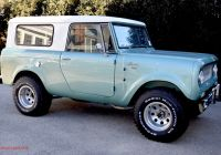 Used Cars for Sale by Owner In Nc Luxury 1966 International Scout 800 4×4 Travel top for Sale On Bat
