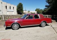 Used Cars for Sale by Owner In Sacramento Beautiful 1987 Chrysler New Yorker Ebay