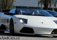 Used Cars for Sale Canada Inspirational Lamborghini Murcielago Supercar Sportcar Luxury Canada