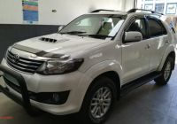 Used Cars for Sale Cape town Best Of toyota fortuner for Sale In Gauteng