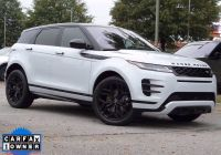 Used Cars for Sale Charlotte Nc Beautiful Pre Owned 2020 Land Rover Range Rover Evoque R Dynamic Se