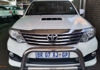 Used Cars for Sale Cheap Best Of toyota fortuner fortuner 3 0d 4d Auto for Sale In Gauteng