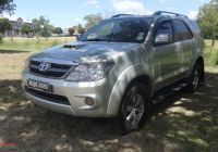 Used Cars for Sale Colorado Springs Awesome toyota fortuner fortuner 3 0d 4d 4×4 for Sale In Gauteng