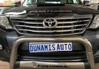 Used Cars for Sale Colorado Springs Beautiful toyota fortuner 3 0d 4d for Sale In Gauteng
