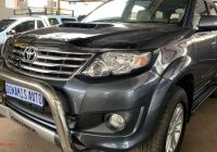 Used Cars for Sale Colorado Springs Elegant toyota fortuner 3 0d 4d for Sale In Gauteng