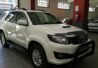 Used Cars for Sale Colorado Springs Elegant toyota fortuner for Sale In Gauteng