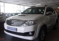 Used Cars for Sale Colorado Springs Inspirational toyota fortuner 3 0d 4d 4×4 for Sale In Gauteng