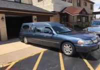 Used Cars for Sale Columbus Ohio Lovely 2007 Lincoln Continental town Car Hearse by Eagle Coach