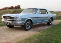 Used Cars for Sale Ebay New 1966 ford Mustang 289 Hardtop Coupe Fabulous 3 Owner Example