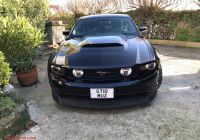 Used Cars for Sale Ebay New American Muscle ford Mustang 5l Gt Black Shelby Wheels Vgc A