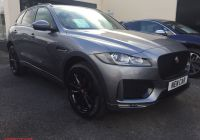Used Cars for Sale Edinburgh Lovely Jaguar F Pace 2 0 250 Chequered Flag Awd Special