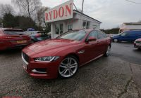 Used Cars for Sale Exeter Lovely Used Jaguar Xe 2 0d [180] R Sport 4dr Auto 4 Doors Saloon