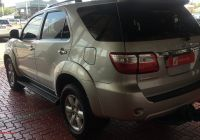 Used Cars for Sale Facebook Inspirational toyota fortuner fortuner 3 0d 4d Automatic for Sale In