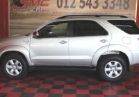 Used Cars for Sale Finance Elegant toyota fortuner fortuner 3 0d 4d Automatic for Sale In