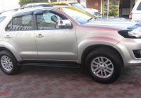 Used Cars for Sale Florida Awesome toyota fortuner fortuner 3 0d 4d 4×4 Auto for Sale In