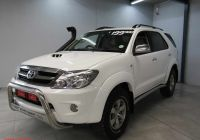 Used Cars for Sale Gauteng Inspirational toyota fortuner D 4d 4×4