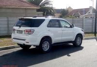 Used Cars for Sale Gauteng Lovely toyota fortuner for Sale