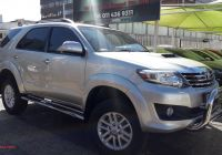 Used Cars for Sale Gauteng Unique toyota fortuner fortuner 3 0d 4d 4×4 Limited for Sale In