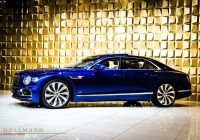 Used Cars for Sale Germany Beautiful Bentley Flying Spur First Edition Hollmann International