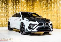 Used Cars for Sale Germany Lovely Lamborghini Urus by Mansory Hollmann Hollmann