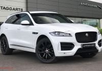 Used Cars for Sale Glasgow Best Of Used F Pace Jaguar 2 0d R Sport 5dr Auto Awd 2017