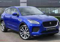 Used Cars for Sale Glasgow Inspirational Used E Pace Jaguar 2 0d [180] R Dynamic Hse 5dr Auto 2020