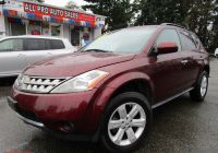 Used Cars for Sale Gulfport Ms Elegant 2007 Nissan Murano S Cars