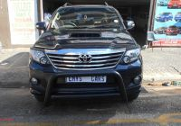 Used Cars for Sale Gumtree Fresh toyota fortuner 3 0d 4d for Sale In Gauteng