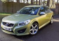 Used Cars for Sale Hull Beautiful Volvo C30 2 0d R Design In Lime Grass Green for Sale by