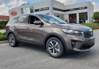 Used Cars for Sale In Albany Ga Fresh New 2019 Kia sorento Suv 3 3l Ex Dragon Brown for Sale In Perry